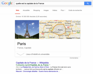 capitale knowledge graph