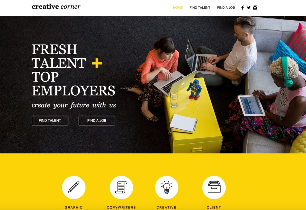 The-Creative-Staffing-Agency-Wix-Layout